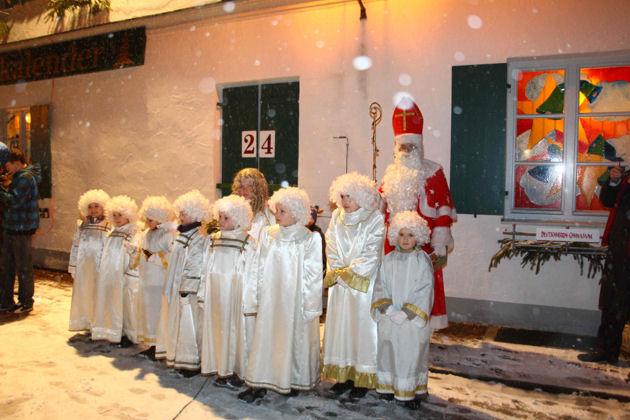 Weihnachtsmarkt Aichach.Christkindlmarkt In Aichach