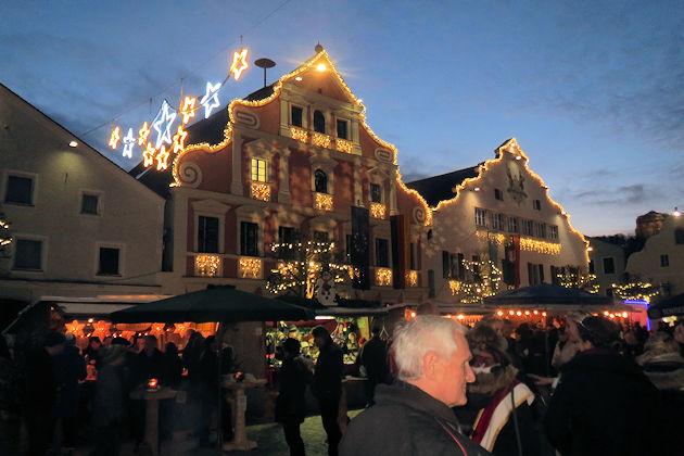 Kelheim Weihnachtsmarkt