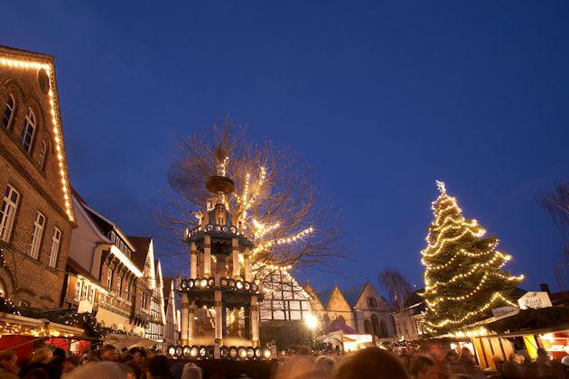 Weihnachtsmarkt Wiedenbrück