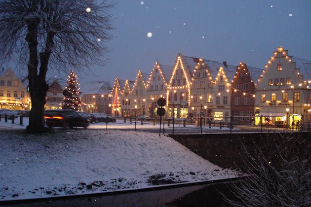 Hotels In Friedrichstadt Deutschland