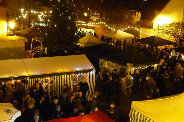 Weihnachtsmarkt Hanau.Großauheimer Weihnachtsmarkt In Hanau