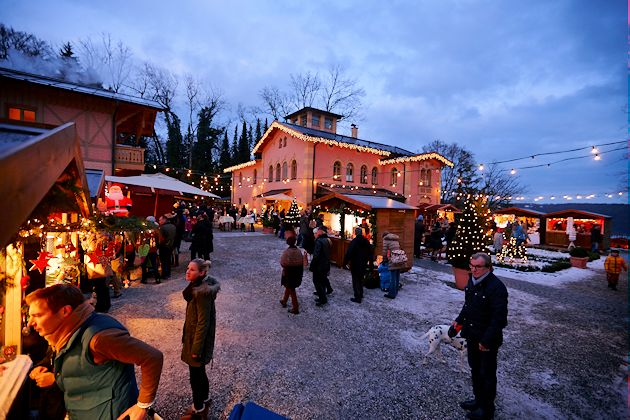 Starnberg Weihnachtsmarkt.La Villa Weihnachtsmarkt In Niederpöcking