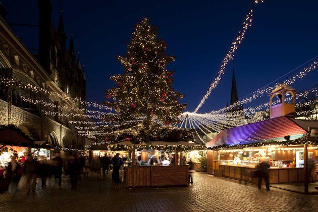 Weihnachtsmarkt Ratzeburg.Lübecker Weihnachtsmarkt 2019