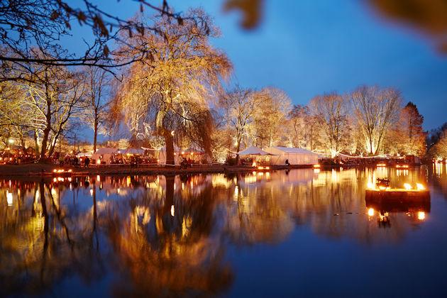 öffnungszeiten Dortmunder Weihnachtsmarkt.Phantastischer Mittelalterlicher Lichter Weihnachtsmarkt In Dortmund