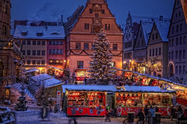Reiterlesmarkt Zu Rothenburg Ob Der Tauber 2019