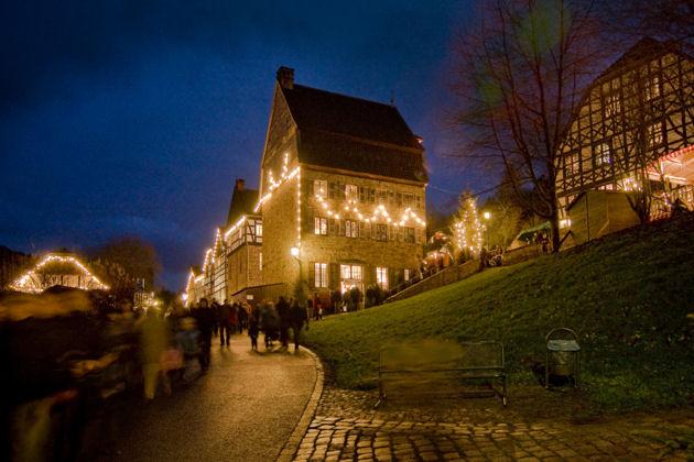Romantischer Weihnachtsmarkt.Romantischer Weihnachtsmarkt Im Freilichtmuseum Hagen 2019
