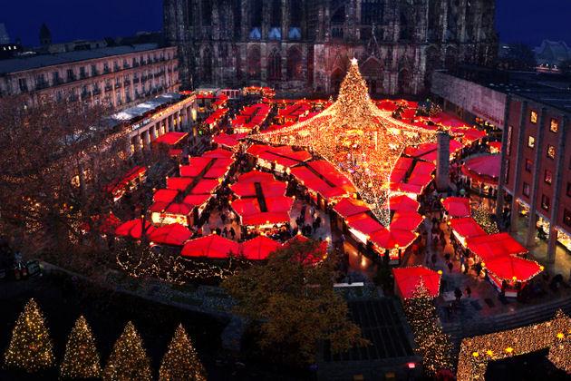 Weihnachtsmarkt Köln Eröffnung 2019.Weihnachtsmarkt Am Kölner Dom