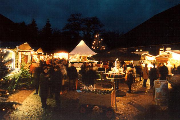 Weihnachtsmarkt Elmshorn.Weihnachtsmarkt Auf Gut Basthorst 2019