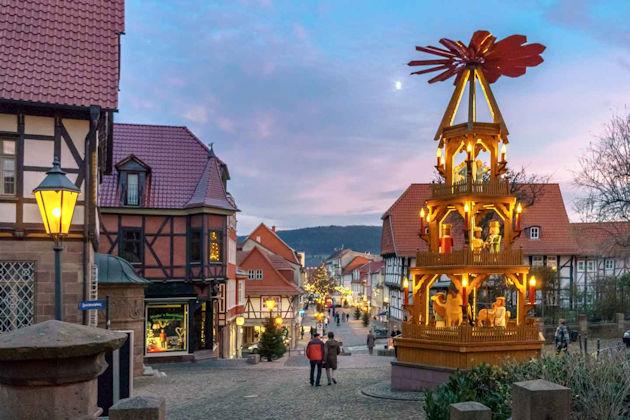 Weihnachtsmarkt Ratzeburg.Weihnachtsmarkt Im Heilbad Heiligenstadt