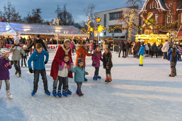 Bad Oeynhausen Weihnachtsmarkt.Weihnachtsmarkt In Bad Oeynhausen