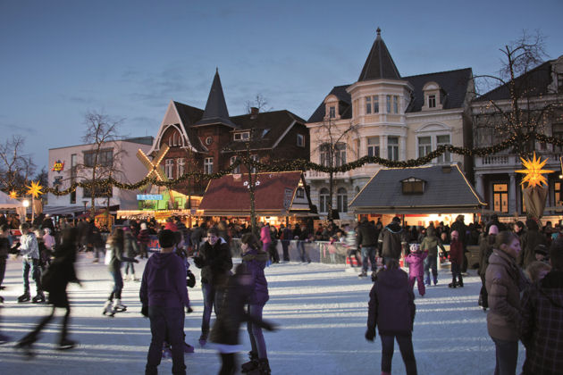 Melle Weihnachtsmarkt.Weihnachtsmarkt In Bad Oeynhausen 2019