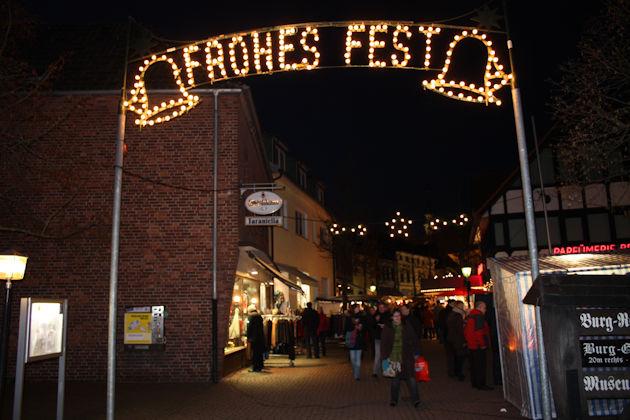 Wo Ist Heute Ein Weihnachtsmarkt.Weihnachtsmarkt In Brüggen 2019