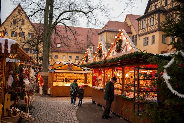 Wann Ist Weihnachtsmarkt 2019.Weihnachtsmarkt In Dinkelsbühl 2019