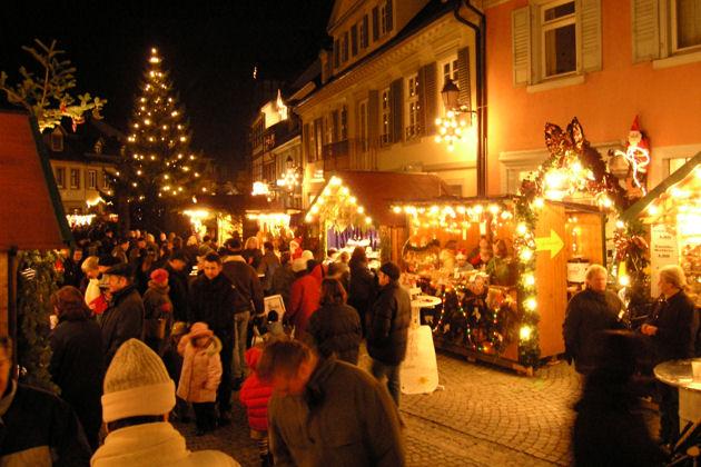 Gernsbach Weihnachtsmarkt