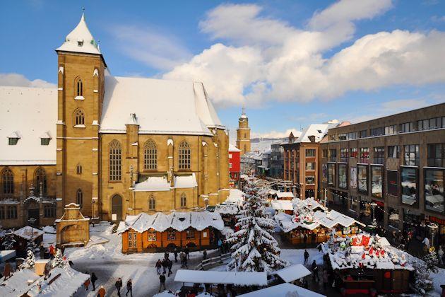 Weihnachtsmarkt Heilbronn.Weihnachtsmarkt In Heilbronn