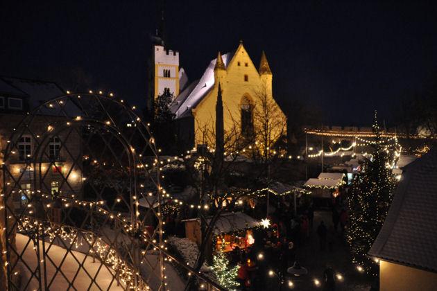Ober Hilbersheim Weihnachtsmarkt 2021