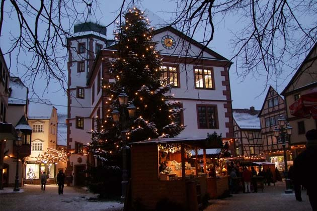 Weihnachtsmarkt in lohr am main 2018 for Ps tischdesign lohr am main