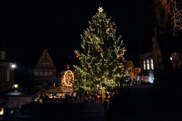 Weihnachtsmarkt Ratzeburg.Weihnachtsmarkt In Mölln