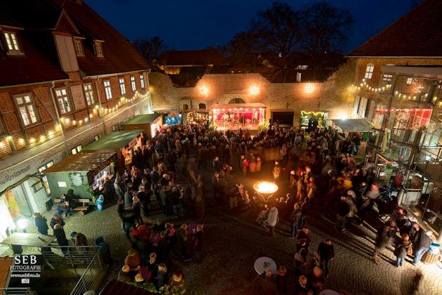 Weihnachtsmarkt Neustadt Glewe