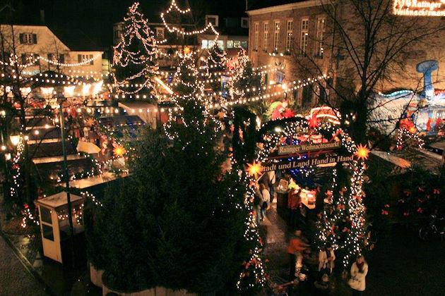 Weihnachtsmarkt Termine Nrw.Weihnachtsmarkt In Ratingen