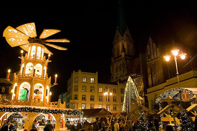 Ludwigslust Weihnachtsmarkt