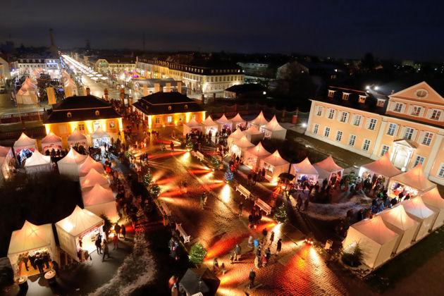 Weihnachtsmarkt Schwetzingen.Weihnachtsmarkt In Schwetzingen