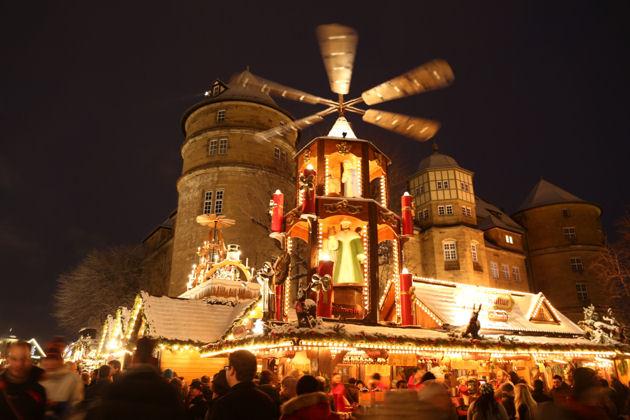 Eröffnung Weihnachtsmarkt Stuttgart 2019.Weihnachtsmarkt In Stuttgart 2019
