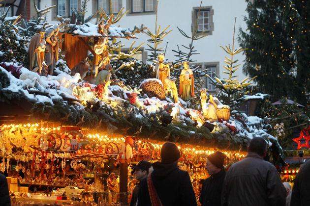 Stuttgart Weihnachtsmarkt.Weihnachtsmarkt In Stuttgart 2019