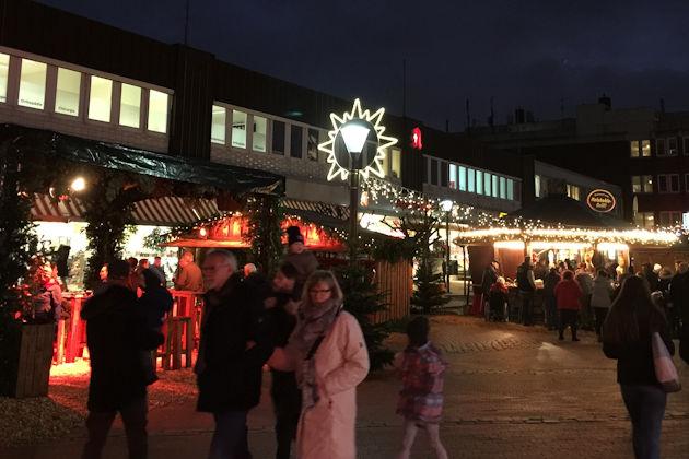 Weihnachtsmarkt Tibarg