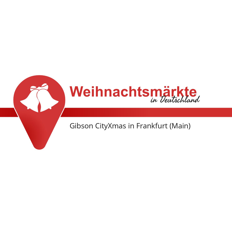 Hüttenzauber und CityXmas in Frankfurt (Main) 2019