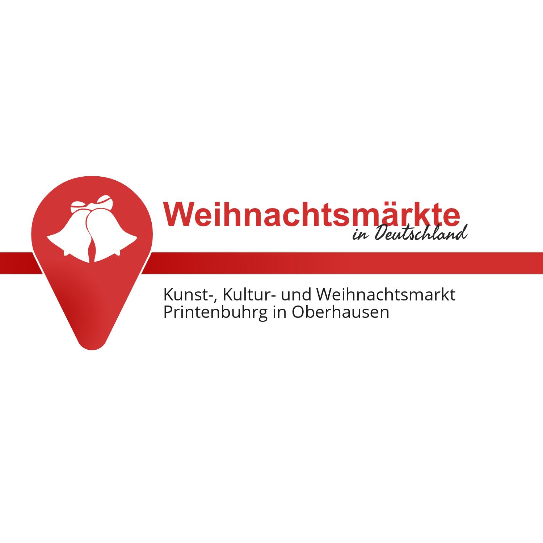 Kunst-, Kultur- und Weihnachtsmarkt Printenbuhrg in Oberhausen 2019