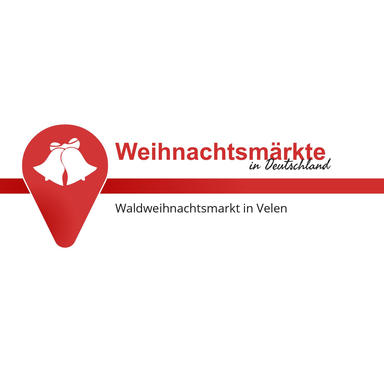 Waldweihnachtsmarkt In Velen 2019
